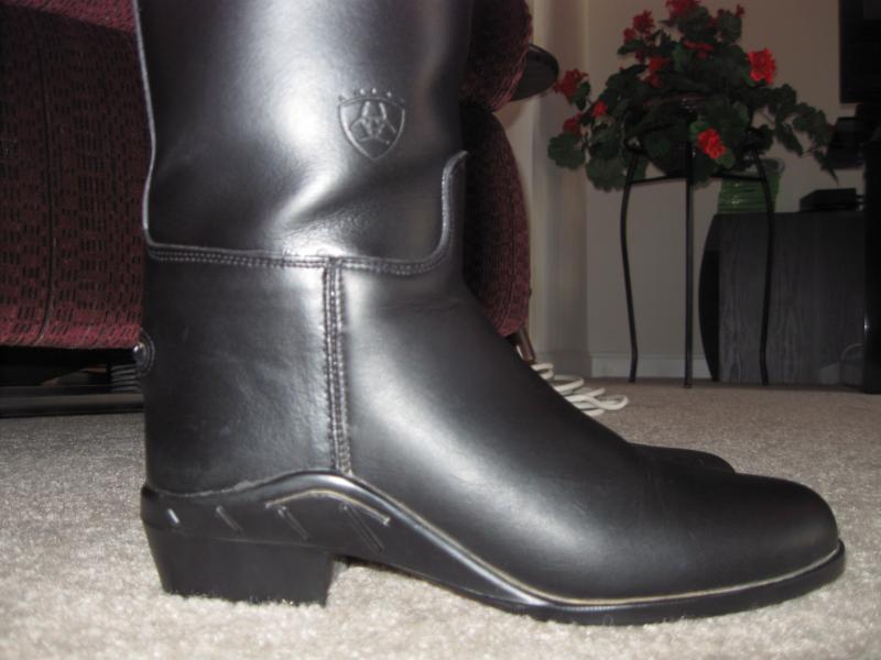 Ariat Women's Hunter Dress Boot Zip