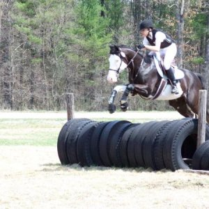 Cross Country Schooling with Chico tires