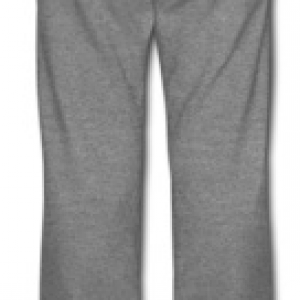 Sweat Pants Back