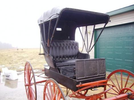 antique doctor s buggy   the horse forum